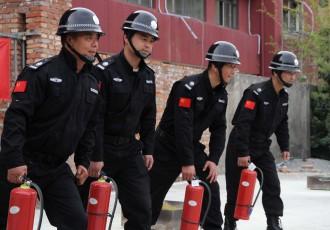 消防安保服务